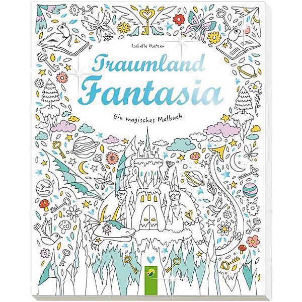 Ein magisches Malbuch: Traumland Fantasia, Isabelle Metzen | myToys