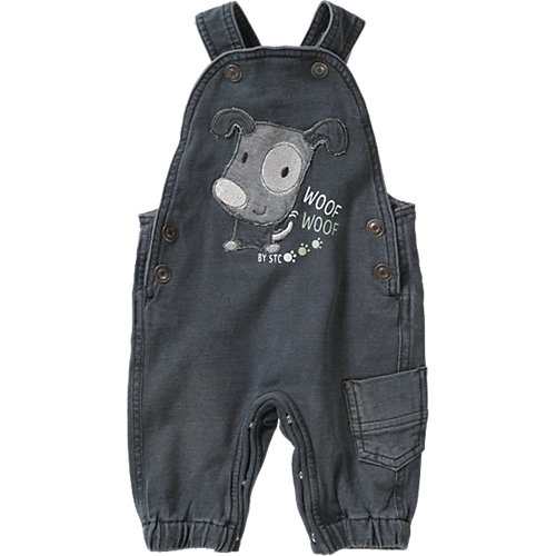 Baby Latz-Sweatjeans Gr. 68 Jungen Baby   04333507983221