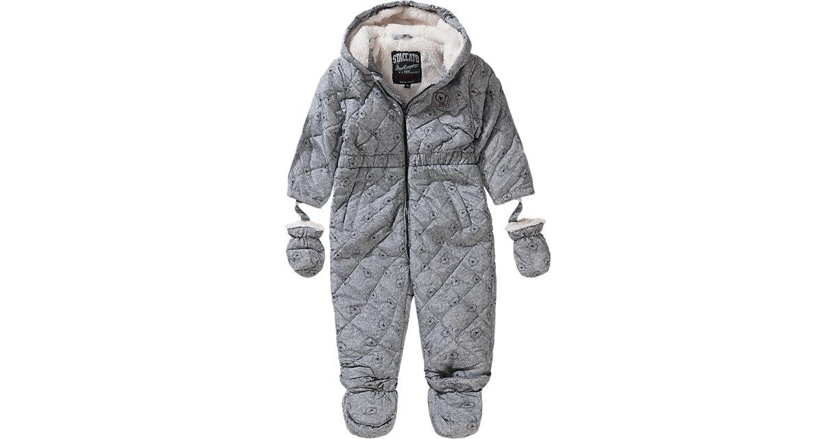 Baby Schneeanzug Gr. 80 Jungen Baby