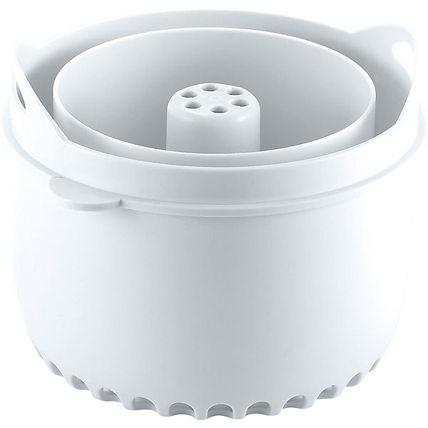 Контейнер для варки круп BBK Original, Beaba, белый
