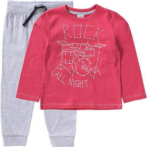 Schlafanzug Gr. 116/122 Jungen Kinder | 04335675980972