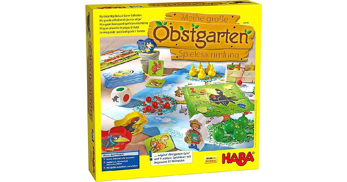 HABA · Meine große Obstgarten-Spielesammlung