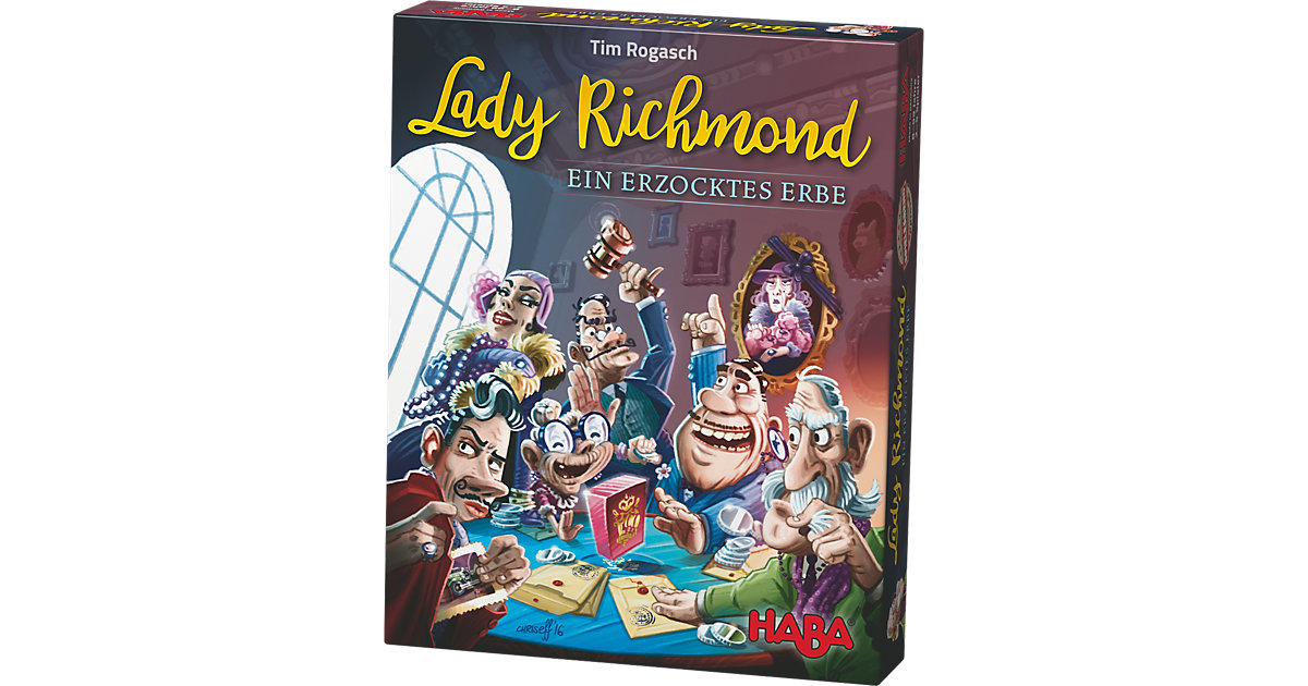 Lady Richmond - Ein erzocktes Erbe