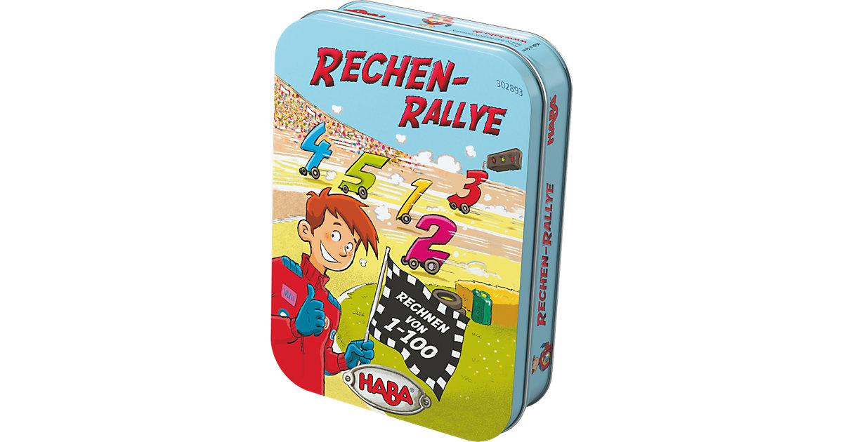 Dosenspiel - Rechen-Rallye