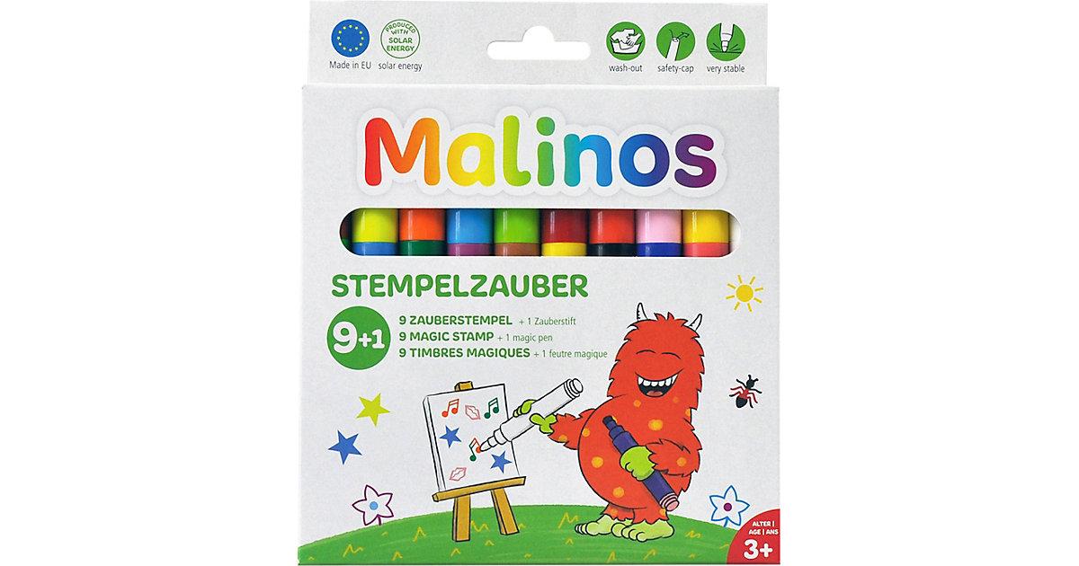 Malinos Stempelzauber 9+1 Mini-Stempel