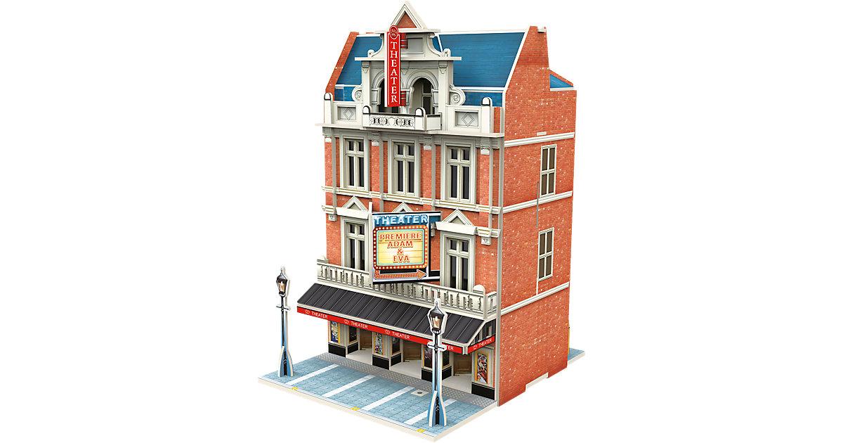 Märklin Start Up Gebäudebausatz Theater(Puzzle)