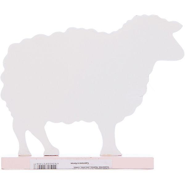 Фигурка декоративная из древесины павловнии, 15*4*12.5, Феникс-Презент