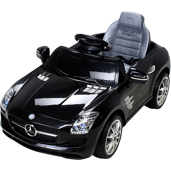 Mercedes Für Kinder : kinder elektroauto mercedes sls amg lizenziert schwarz mytoys ~ Aude.kayakingforconservation.com Haus und Dekorationen