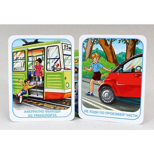 """Развивающие карточки """" Правила дорожного движения"""" от Проф-Пресс"""