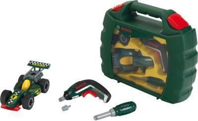 klein BOSCH Werkzeugkoffer + Ixolino, klein | myToys