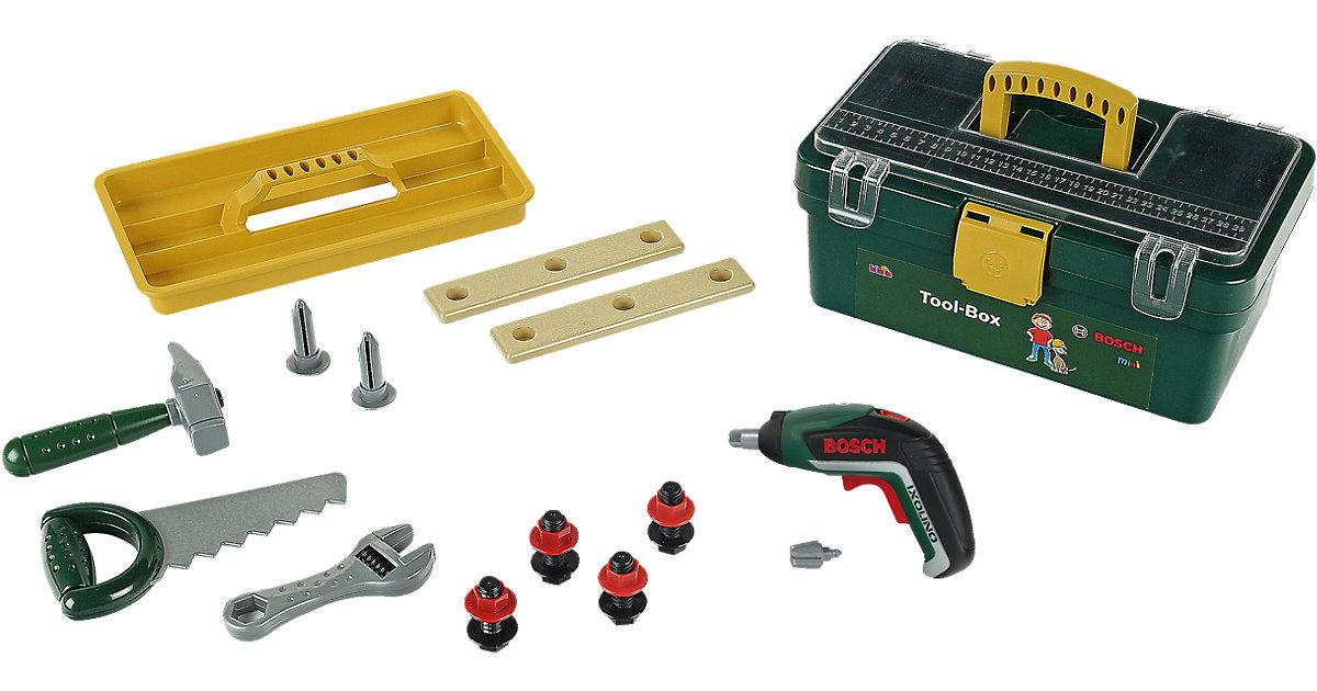 klein Werkzeugbox mit Ixolino II und Zubehör   Baumarkt > Werkzeug > Werkzeug-Sets   Klein