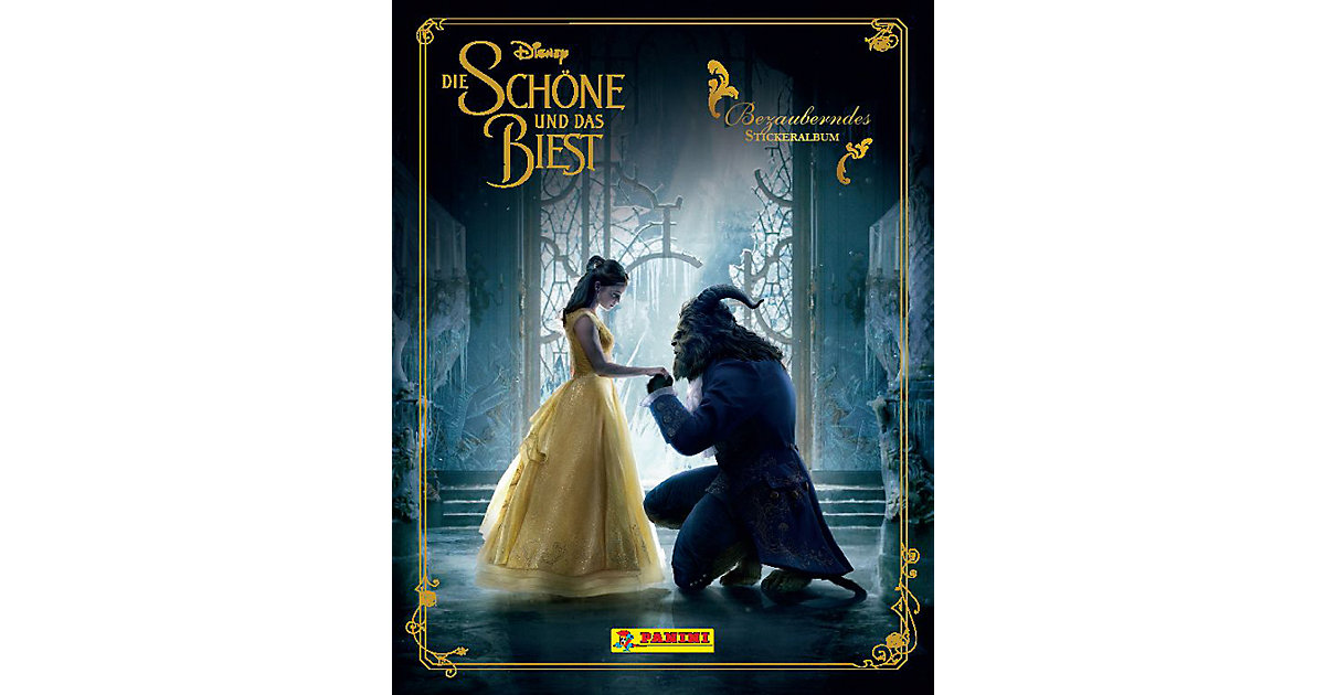 Disney Die Schöne und das Biest Sammelalbum