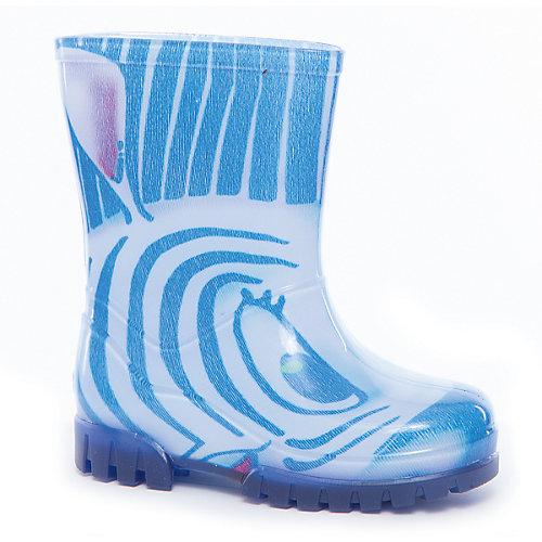 Резиновые сапоги Demar - голубой от Demar