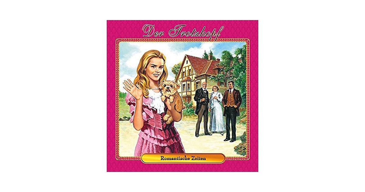 Der Trotzkopf: Romantische Zeiten, 1 Audio-CD