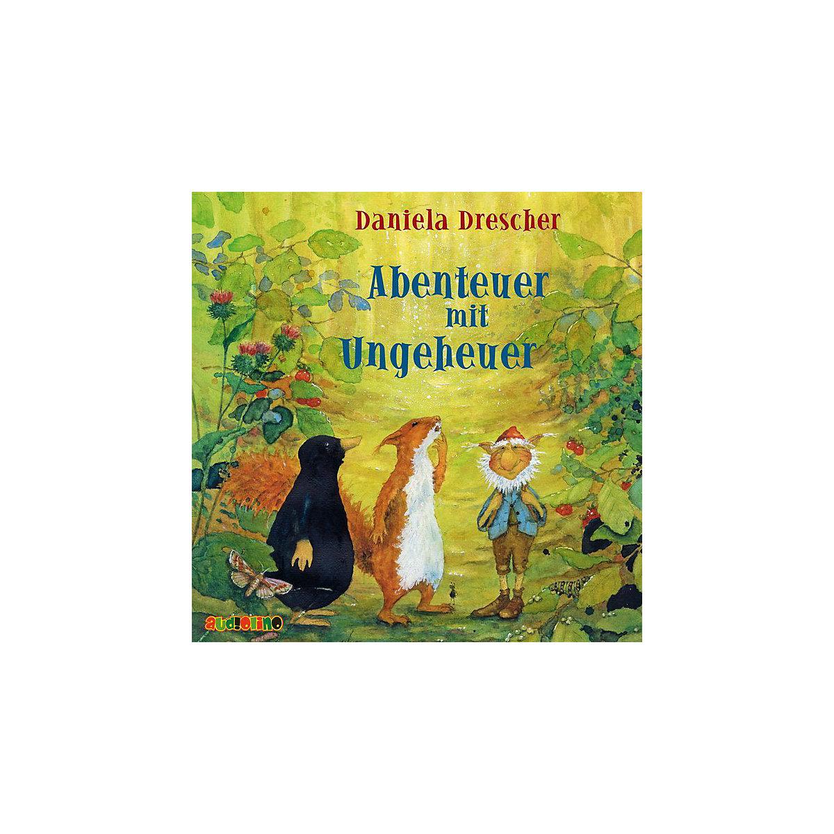 Abenteuer mit Ungeheuer 1 Audio-CD Baumhaus Verlag ovLhh