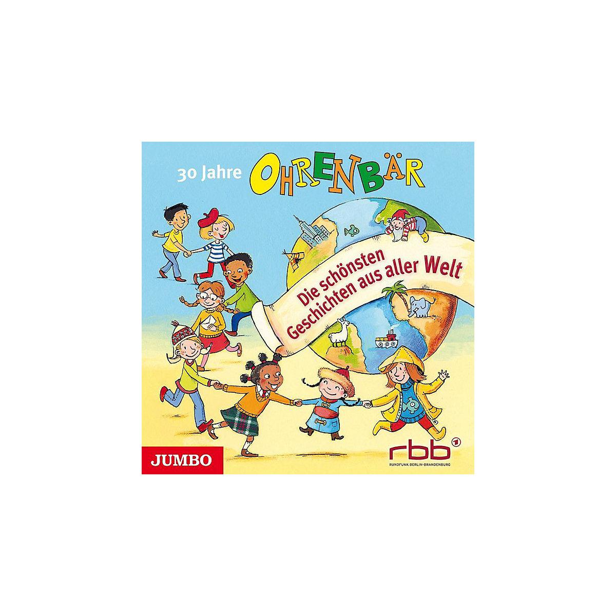 30 Jahre Ohrenbär 1 Audio-CD JUMBO Verlag SyECr