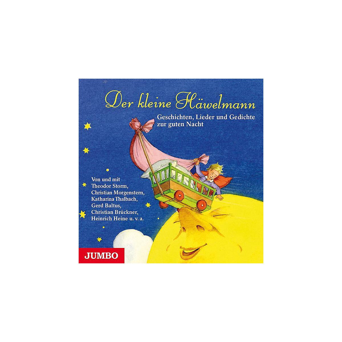 Der kleine Häwelmann 1 Audio-CD JUMBO Verlag Y923f