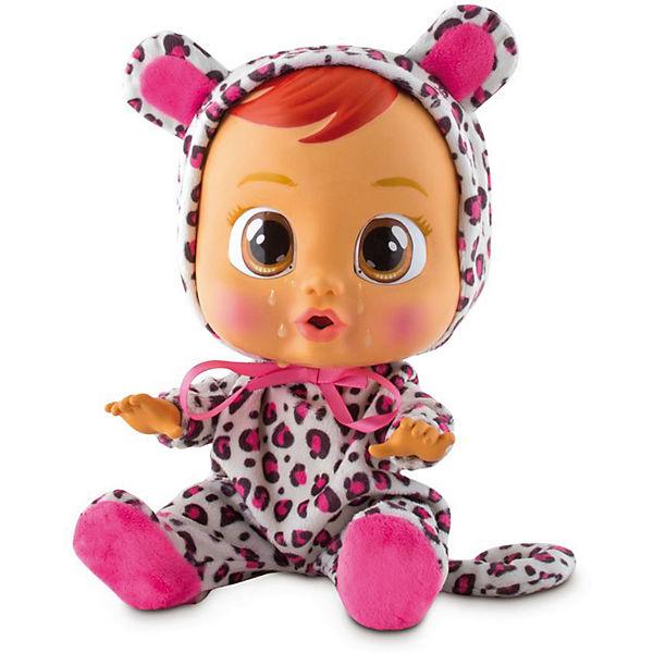Плачущий младенец IMC Toys Cry Babies Лея