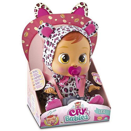 Плачущий младенец IMC Toys Cry Babies Лея от IMC Toys