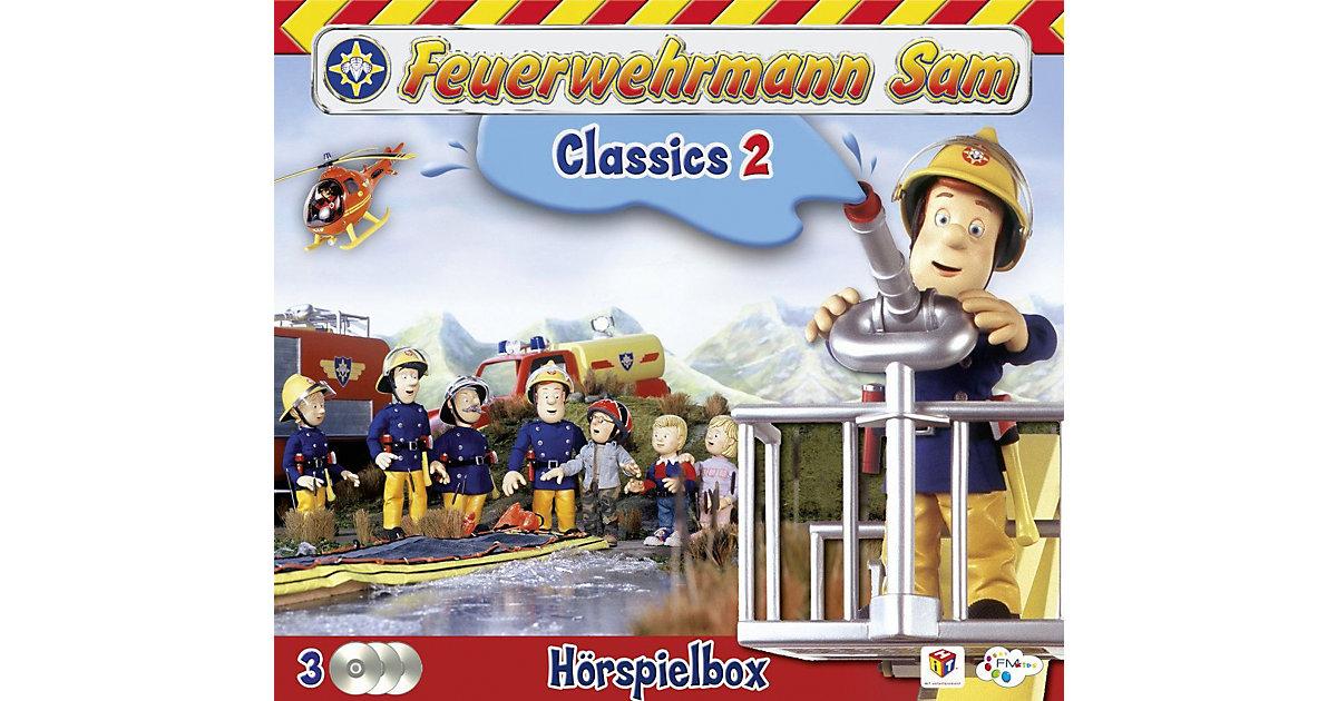 CD Feuerwehrmann Sam-Feuerwehrmann Sam Classics-Hörsp
