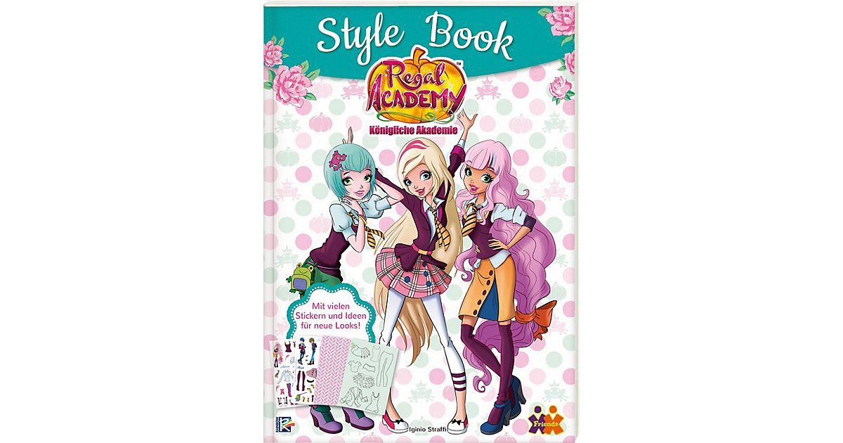 Regal Academy: Style Book
