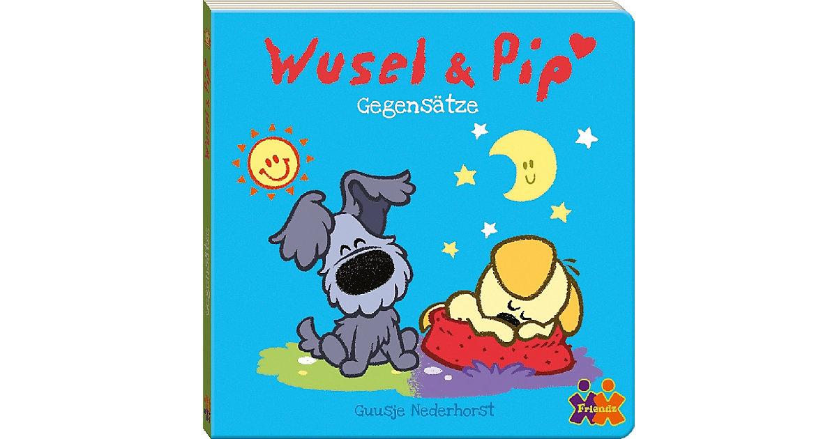 Wusel & Pip: Gegensätze