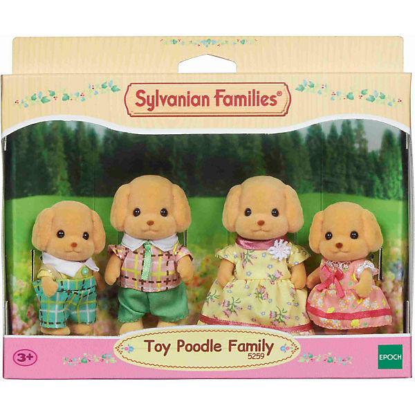 """Набор """"Семья Той Пуделей"""", Sylvanian Families"""
