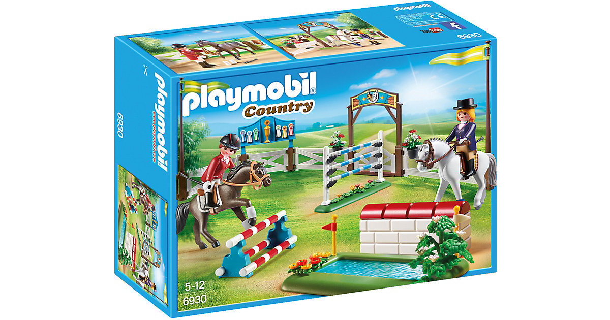Image of PLAYMOBIL - 6930 Reitturnier