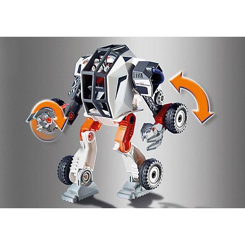 """Конструктор Playmobil """"Робот агента T.E.C."""" c функцией трансформера от PLAYMOBIL®"""