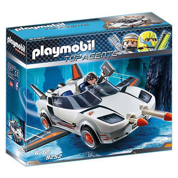 """Конструктор Playmobil """"Агент Р. c гонщиком"""""""