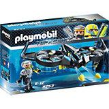 """Конструктор Playmobil """"Мега беспилотник"""""""