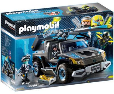 Abenteuer Dschungel PLAYMOBIL Wild Life Abenteuer-Pickup Kinder Fahrzeuge Spielzeug Figuren NEU