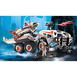 Конструктор Playmobil Суперагенты: Боевой грузовик команды шпионов