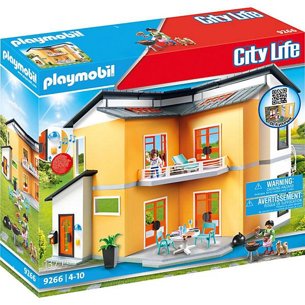 PLAYMOBIL® 9266 Modernes Wohnhaus, PLAYMOBIL City Life
