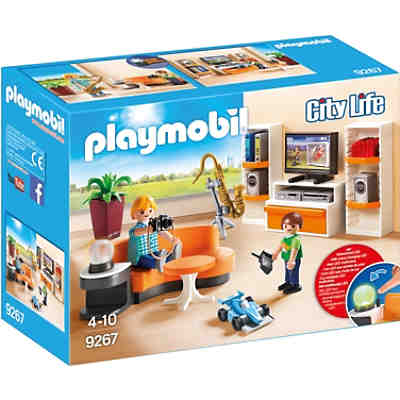 PLAYMOBIL® 9268 Badezimmer, PLAYMOBIL City Life