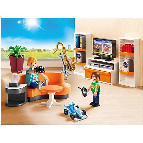 """Конструктор Playmobil """"Кукольный дом"""" Жилая комната от PLAYMOBIL®"""