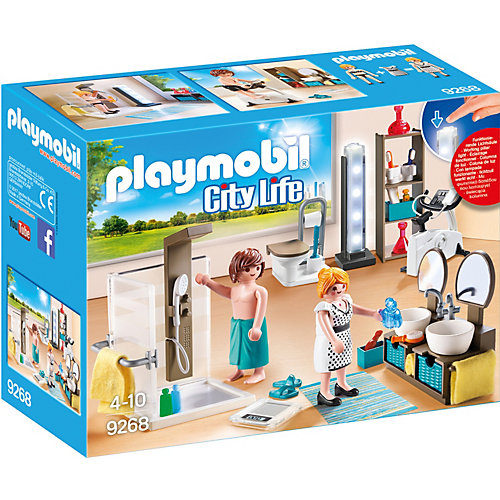 """Конструктор Playmobil """"Кукольный дом"""" Ванная от PLAYMOBIL®"""