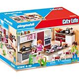 """Конструктор Playmobil """"Кукольный дом"""" Кухня"""