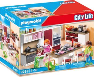 Playmobil 5304 Babyzimmer Mit Wiege Playmobil City Life Mytoys