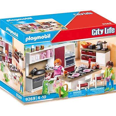 PLAYMOBIL® 9268 Badezimmer, PLAYMOBIL City Life | myToys