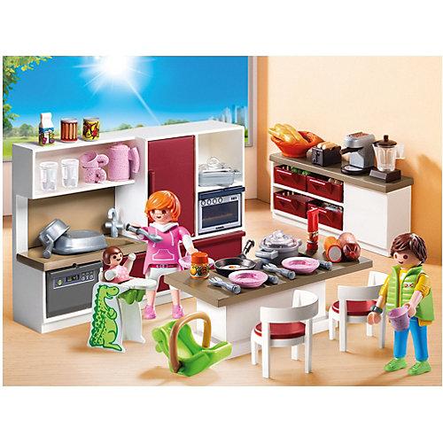"""Конструктор Playmobil """"Кукольный дом"""" Кухня от PLAYMOBIL®"""