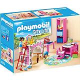 """Конструктор Playmobil """"Кукольный дом"""" Детская комната"""