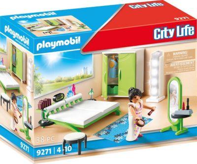 PLAYMOBIL® 9271 Schlafzimmer ...