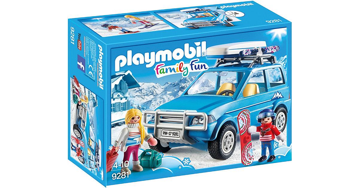 PLAYMOBIL® 9281 Auto mit Dachbox