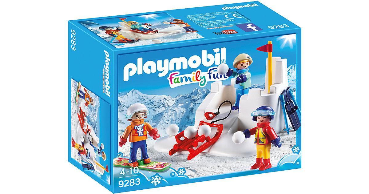 PLAYMOBIL® 9283 Schneeballschlacht