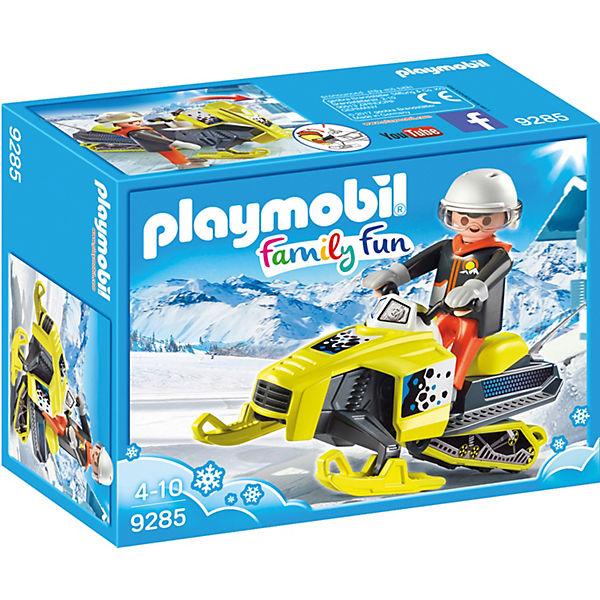 PLAYMOBIL® 9285 Schneemobil, PLAYMOBIL Family Fun