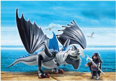 Playmobil Dragons Ohnezahn Hicks Artikel Online Kaufen Mytoys