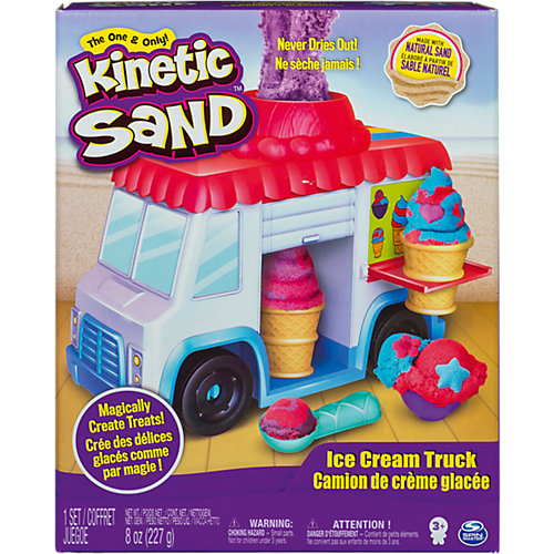 Spin Master Kinetic Sand Ice Cream Truck