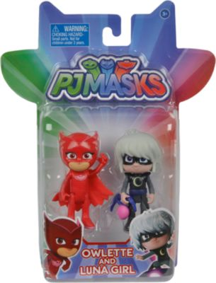... PJ Masks   Figuren Set Eulette Und Luna Girl 2