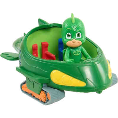 Pj Masks Gecko Mit Geckomobil Pj Masks Mytoys